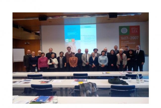 Beszámoló a Brixenben rendezett időskori konferenciáról