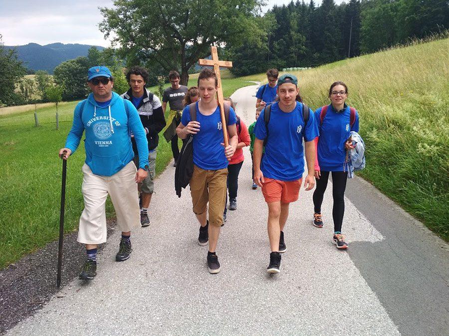 Gyalogos zarándoklat Mariazellbe