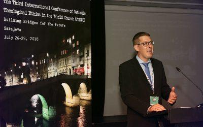 CTEWC nemzetközi konferencia Szarajevóban