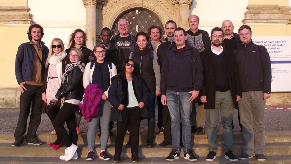 Nyári egyetemen vettek részt a főiskola hallgatói Olmützben