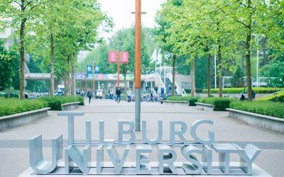 Erasmus megállapodás a Tilburgi Egyetemmel