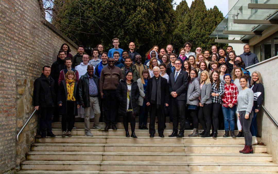 Afrikáról tartottak nyári egyetemet a Pécsi Püspöki Hittudományi Főiskolán