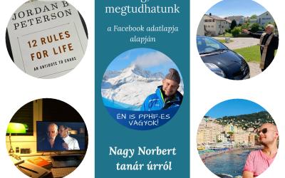 5 dolog Nagy Norbert tanár úrról