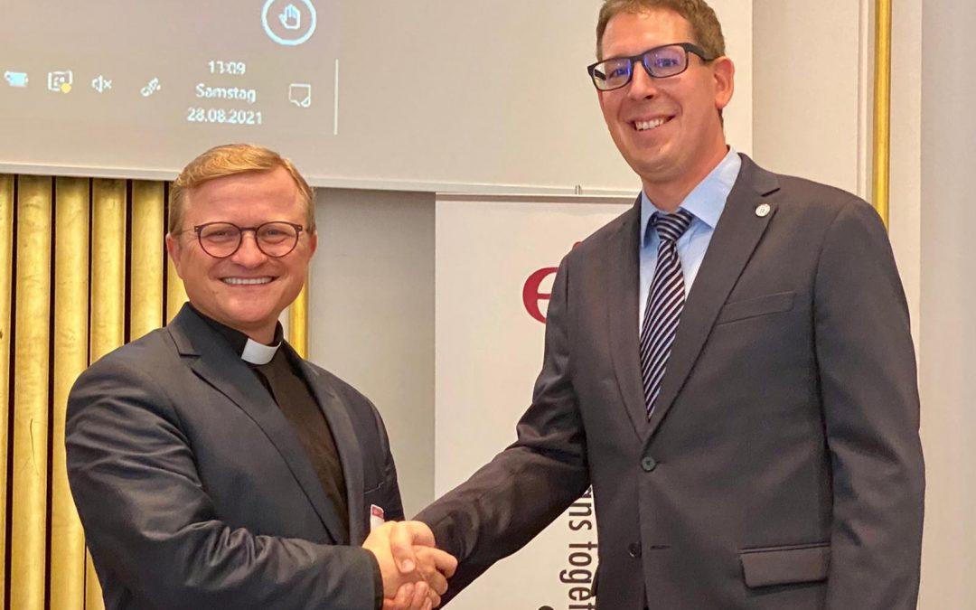 Kovács Gusztáv az Európai Katolikus Teológiai Társaság új alelnöke